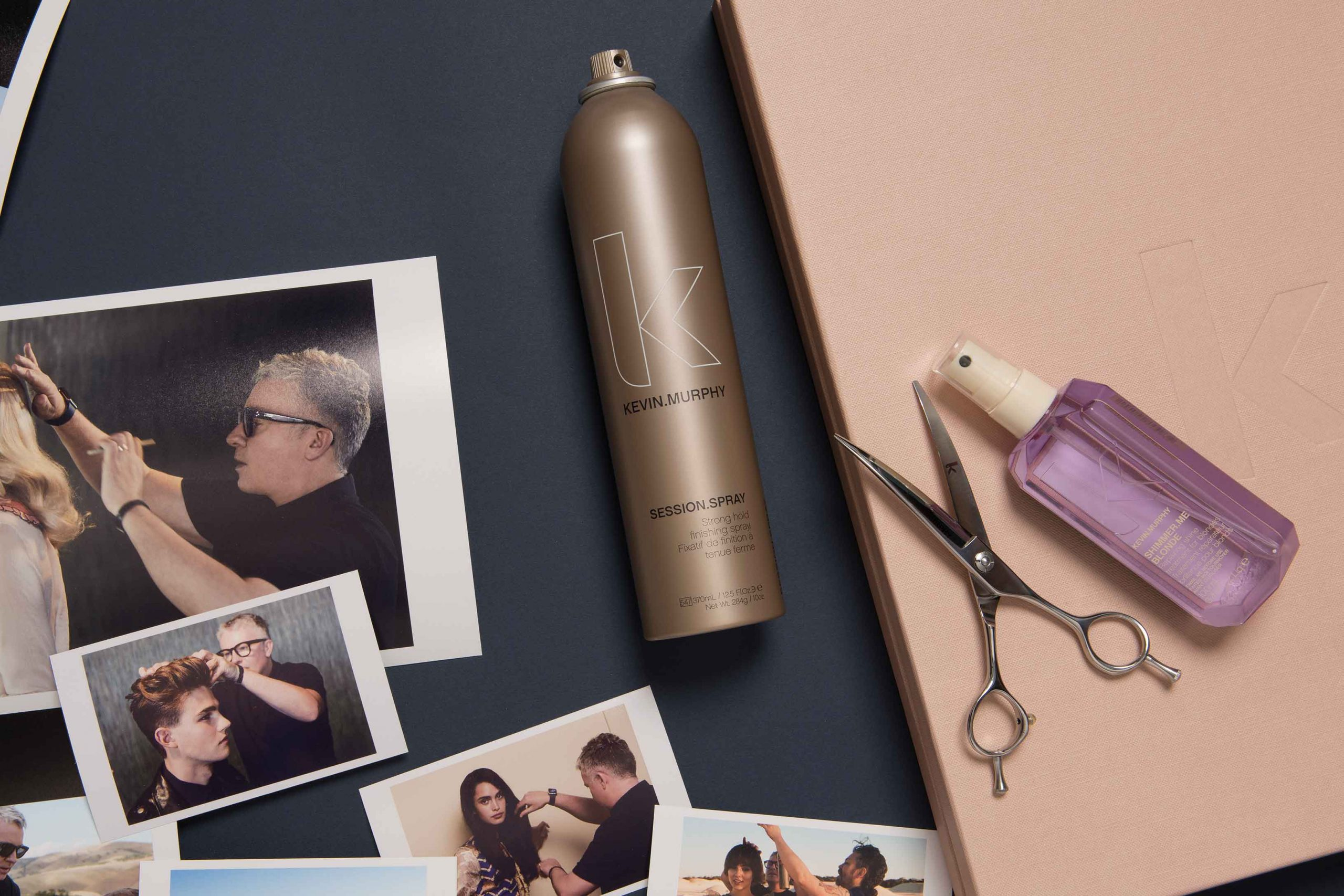 Session Stylist Kevin Murphy